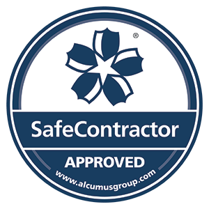 We are Safe Contractor approved